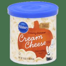 Seasonal Cream Cheese Frosting thumbnail