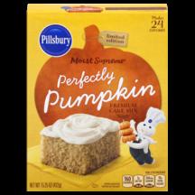 Perfectly Pumpkin Cake Mix thumbnail
