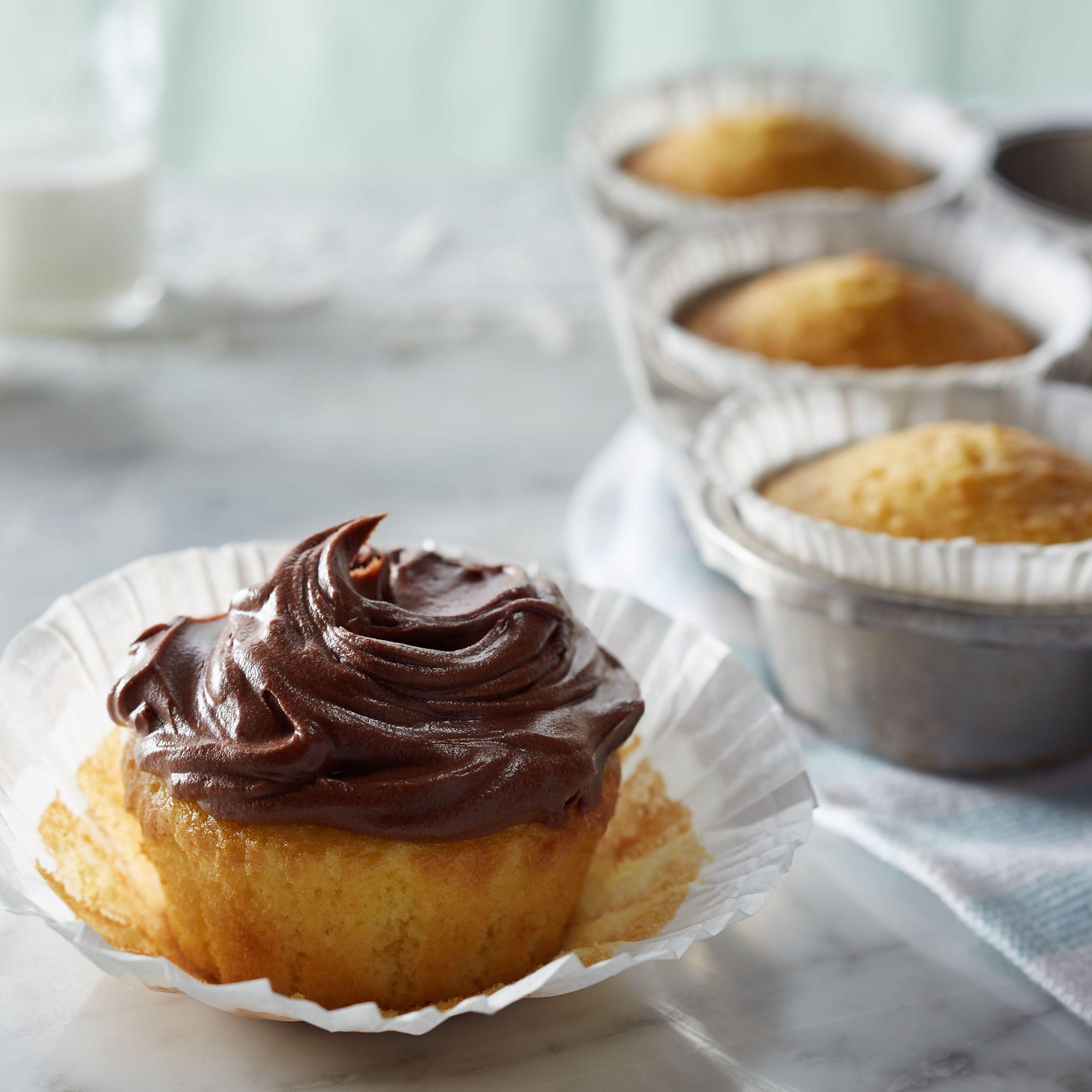 Make Just 6 Cupcakes