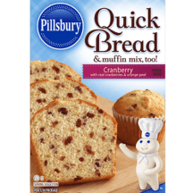 Cranberry Quick Bread & Muffin Mix thumbnail