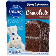 Chocolate Premium Cake Mix thumbnail