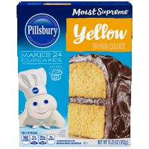 Yellow Premium Cake Mix thumbnail