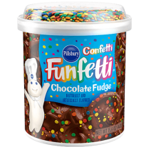 <strong>Confetti<sup>™</sup> Funfetti<sup>®</sup></strong> Chocolate Fudge Frosting thumbnail