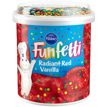 <strong>Funfetti®</strong> Radiant Red Vanilla Frosting thumbnail